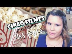 Check out my video 💥 FILMES PARA ASSISTIR NAS FÉRIAS | POR LADY DAY https://youtube.com/watch?v=Hk97SfLgeWc