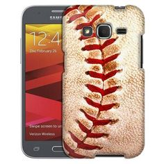 Samsung Galaxy Core Prime Vintage Baseball Case