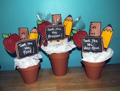 Great idea for teacher gifts!