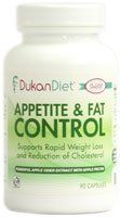 Dukan Diet Appetite and Fat Control -- 90 Capsules $15.29 (15% OFF)