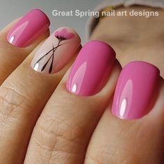 French pedicure designs toes fun 44 Ideas for 2019 Gel Pedicure, Pedicure Designs, Nail Manicure, French Pedicure, Pedicures, Spring Nail Art, Nail Designs Spring, Spring Nails, Nail Art Designs