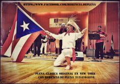 """Plena clasica original en NEW YORK  con """"Herencia de Plena""""   212-470-5370"""