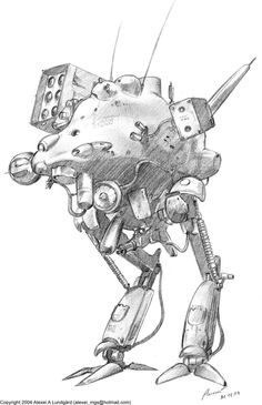 Metal Gear D by ~SolidAlexei on deviantART