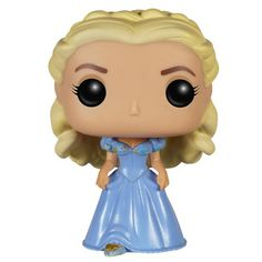 Funko POP Disney: Cinderella (Live Action) - Cinderella Vinyl Figure Stands 3 inches tall Check out the other Cinderella Live Action POP figures from Funko! Heros Disney, Pop Disney, Film Disney, Disney Stuff, Disney Frozen, Funko Pop Dolls, Funko Pop Figures, Pop Vinyl Figures, Cinderella Live Action