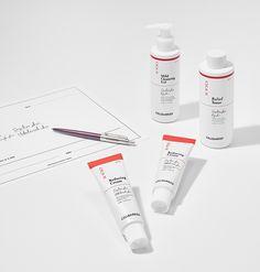 Cellbarrier Derma Cosmetic Cosmetic Packaging, Beauty Packaging, Brand Packaging, Packaging Design, K Beauty, Beauty Trends, Love Design, Web Design, Photography