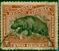 Liberia - 1905