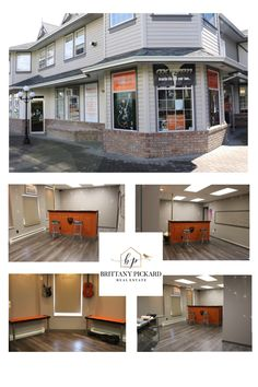Prime location right in the heart of old town Chemainus on Maple Lane. This 549 sqft newly renovated space with zoning can be used for a variety of different types of businesses from retail to commercial. Real Estate Services, Floor Space, Old Town, Brittany, Commercial, Retail, Mansions, House Styles, Business