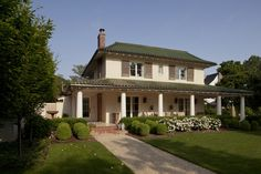 Renovation of and Addition to an Antique Collector's Historic Residence - Muse Architects