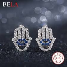 Image result for blue and gray earrings