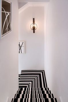 Decorating Ideas for Your Home's 5 Smallest Spaces via @domainehome / Michael Dawkins
