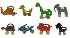 wooden toys from manny & simon