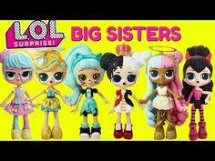 NO BALL ORIGINAL LOL Surprise Dolls Big Sister Spice Series 2 Opposites Club