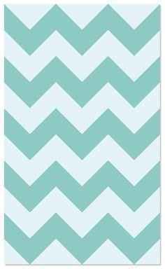 Chevron Wall Tile - Aqua – Artisan Wall Tiles