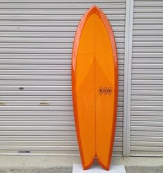 Gold Fish - 6'3 Fish by #bsbsurfboard by @heavencustomsurfboards #goldfish #surfboard #surfing . . Link In Bio // New Shoppable Magazine For Active Gentlemen | seikk.com . SAVE FOR LATER . . . . . #surfer #surftrip #surfallday #hossegorsurf #waveporn #surfporn #eatsleepsurf #boardporn #fishsurfboard #orange #customsurfboards