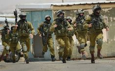 IDF special forces in action. (Photo: IDF)