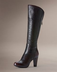 The Frye Miranda Boot.  Elegant and snappy.