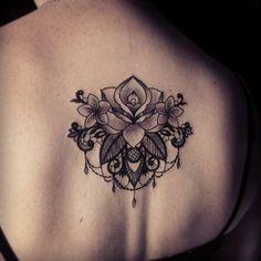 Miss Voodoo Tattoo : Photo