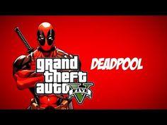 ดูหนังตัวอย่างภาพยนตร์ Deadpool GTA 5 เรื่องเต็ม Full