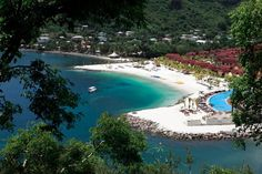 luxurious caribbean holidays, wellness holidays, Buccament Bay, the BodyHoliday, Sugar Bay, Parrot Cay, LaLuna, yoga holidays, health and fitness holidays