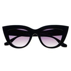 Designer Fashion Celebrity Retro Cat Eye Sunglasses C1270