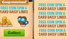 Coin Master Free Coin Daily Links - Daily Free Spin and Coins - Coin Master Free Coin Daily Links - Coin master game is very trending among all the group of generations. People are eagerly waiting for Coin master daily free spin and daily reward link. Daily Rewards, Free Rewards, Gift Card Number, Coin Master Hack, Play Hacks, App Hack, Slot Machine, Free Games, Helping Others