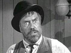 Edmond O'Brien  Dutton Peabody  Man Who Shot Liberty Valance    1962