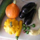 Švajčiarske syrové špízy so šunkou (fotorecept) - recept Eggplant, Ale, Vegetables, Food, Beer, Ale Beer, Veggies, Essen, Eggplants