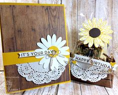 Raquelle | SF Blog Hop Time! - Birthday Surprise Theme | Stampin' Up!