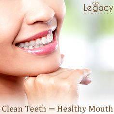 When was the last time you had a dental cleaning? Dental prophylaxis is essential not only for maintaining your teeth, but is also used to treat the early stages of gum disease. It is probably one of the greatest investments you can make in your dental and overall health. Know more about us at http://yourholisticsmile.com/ Book your appointment by calling us on 972-723-1148 or email us at info@legacydentistry.com #legacydentistry #midlothian #texas