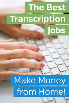 Looking for a flexible way to make money from home? Working as an online transcriptionist can be an ideal part-time or full-time job. A side hustle with real income potential! Make Money From Home, Way To Make Money, Make Money Online, How To Make, Transcription Jobs For Beginners, Work From Home Opportunities, Making Extra Cash, Saving For Retirement, Managing Your Money