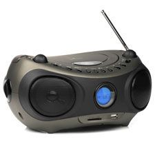 Radio CD portátil Energy Sistem Music Box Z400 USB     El corte Ingles