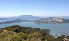 Angel Island - There are more than 13 miles of hiking trails, some of which lead up to Mt. Livermore's 788-foot-high summit.