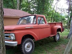 Vintage Pickup Trucks, Classic Ford Trucks, Ford 4x4, Old Fords, Custom Trucks, View Source, Broncos, Rigs, Apple Pie
