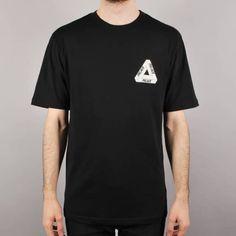 97ad39ea96f2 Palace Skateboards Palace Tri-Ferg Glow Skate T-Shirt - Black