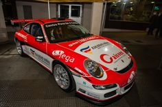 Porsche 911 GT3, Iván Ares, 2014