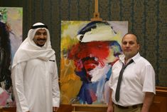 International Art Symposium in Kuwait Countries Around The World, Washington, Artwork, Painting, Om Art, Work Of Art, Auguste Rodin Artwork, Painting Art, Artworks