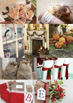 Christmas Wedding Ideas from The Wedding Community