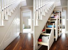 Mazimizing storage small spaces | Even if you don't have a small home, storage can be a problem ...