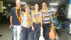 Mr. Enrico Dalcanale With His Friends From Italy On North India Trip  With Imperial India Tours
