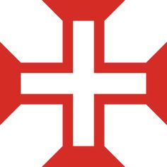 Cross of the Order of Christ - Tha last of the Templars -(Portugal).