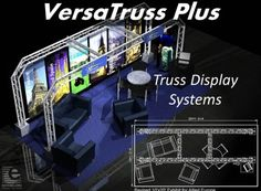truss display systems  http://versatrussplus.com