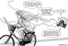 A critique of Cycle Chic | Taking the Lane