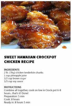 Crock Pot Slow Cooker, Crock Pot Cooking, Slow Cooker Recipes, Crockpot Recipes, Cooking Recipes, Cooking Ideas, Yummy Recipes, Dinner Recipes, Crock Pots