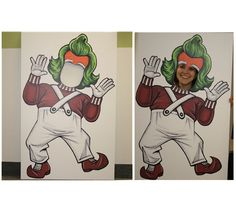 Willy Wonka party games | Willy Wonka, Oompa Loompa Photo Op / Dont miss your chance to be an ...