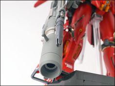 GUNDAM GUY: MG 1/100 Sinanju - Customized Build