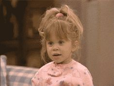 GIPHY is your top source for the best & newest GIFs & Animated Stickers online. Find everything from funny GIFs, reaction GIFs, unique GIFs and more. Michelle Tanner, Oncle Jesse, Full House Theme, Full House Michelle, Full House Funny, Ice Queen Adventure Time, Cute Little Baby Girl, Mary Kate Ashley, Fuller House