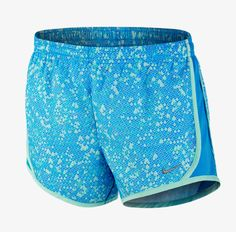 Show off how athletic you are with your #Nike shorts, fondly called #Norts. Monogram them to make them your own!