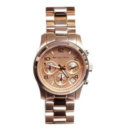 Classic triple chronograph watch by Michael Kors  #matchesfashion
