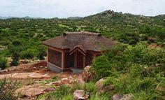 Cottage at Sloth Bear Resort, Karnataka, India