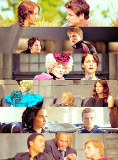 The Hunger Games books were great....hope the movie is too